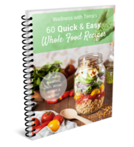 60 Quick and Easy Whole Food Recipes Cover