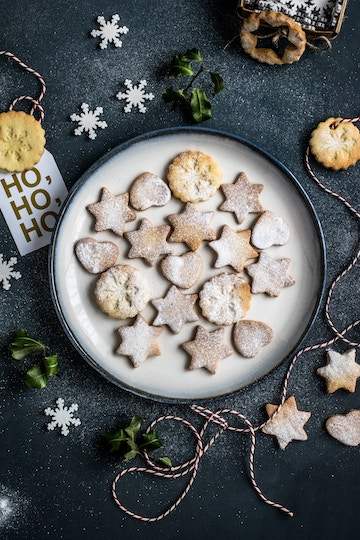 holiday cookies good and bad foods